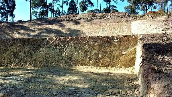 Armpell-Civil-Site-cut-Batemans-Bay