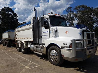 Armpell-Civil-truck-and-dog-plant-hire-Batemans-Bay