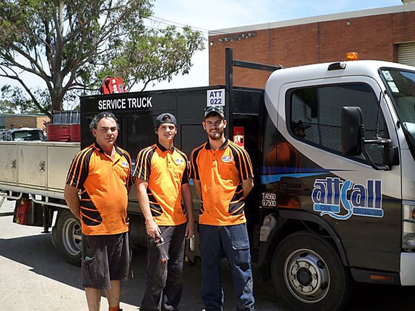 Attcall Estimators, Surveryors and Maintenance Team Batemans Bay and Newcastle
