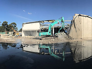 Attcall Demolition Contractors Batemans Bay Newcastle