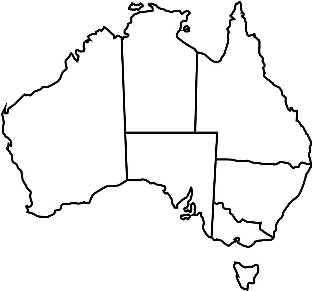 Australia-Map-Black-Outline-QLD-Roelandts