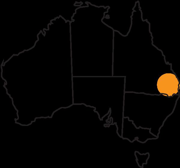 Australia-Map-Black-Outline-SEQ-Dot