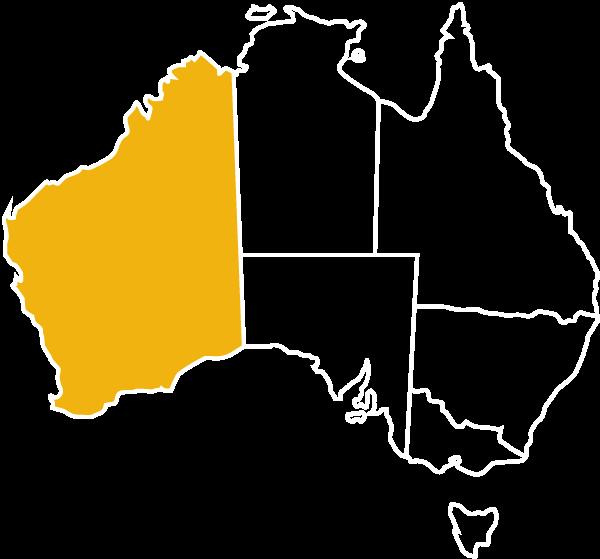 Australia-Map-White-Outline-WA