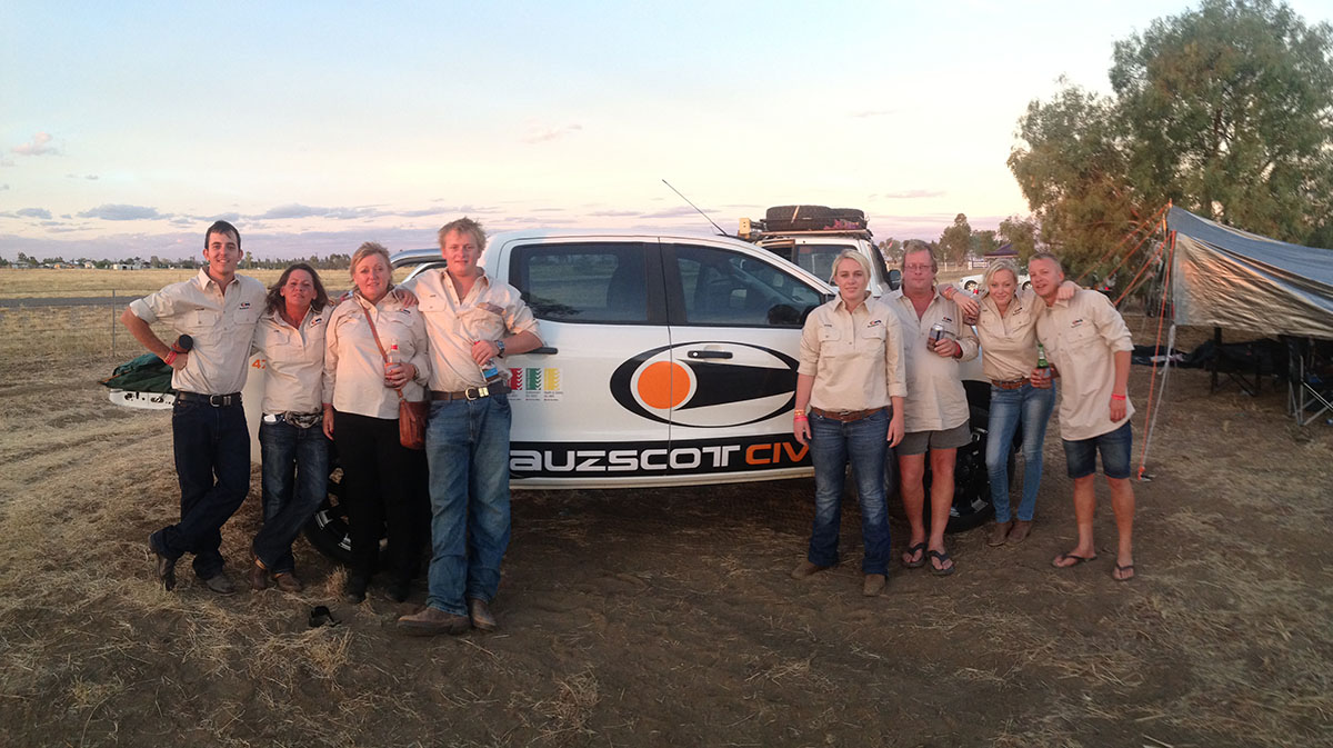 Auzscot Construction Team