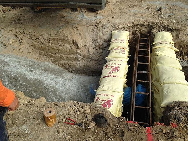 Auzscot Construction Trenching