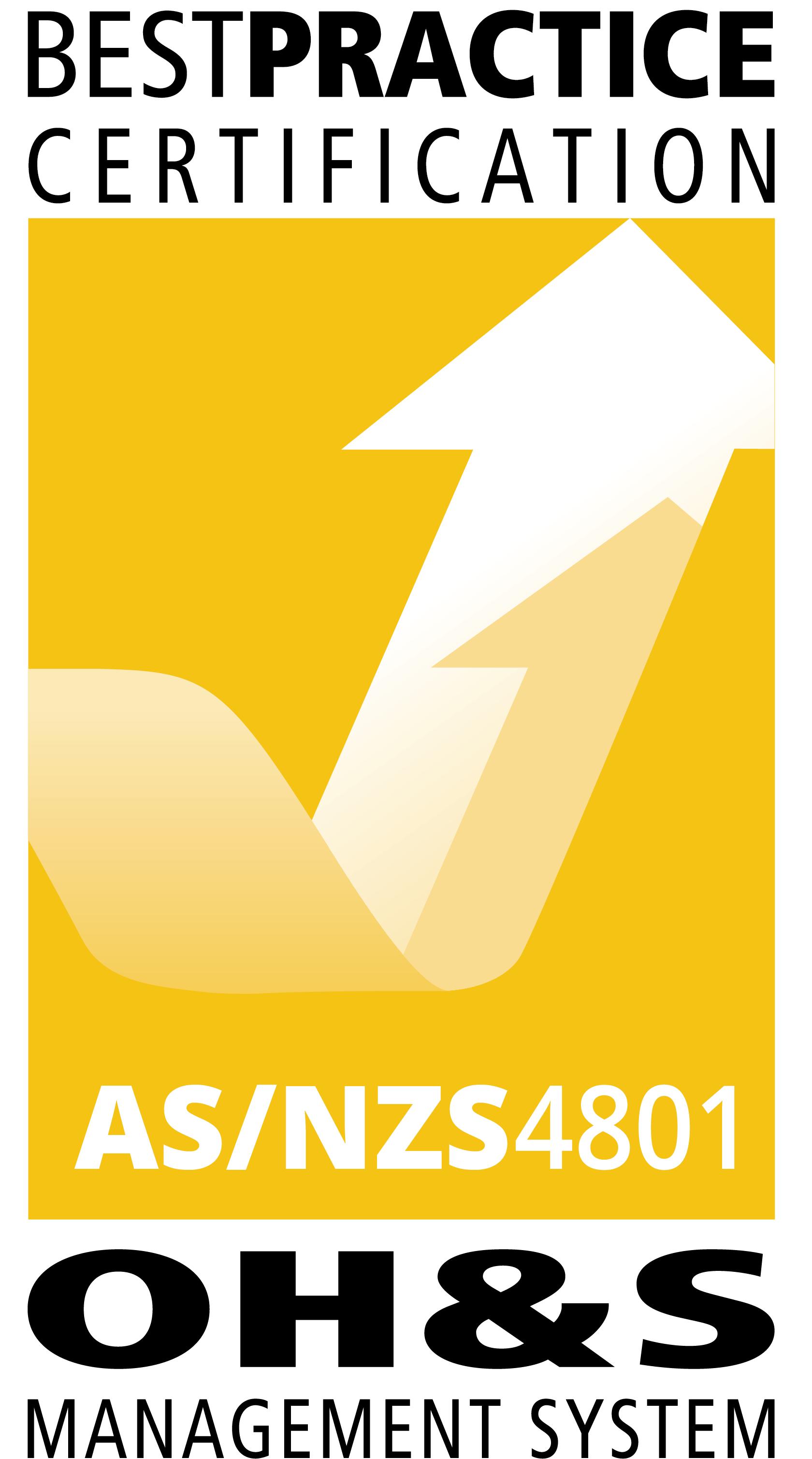 AS/NZS4801