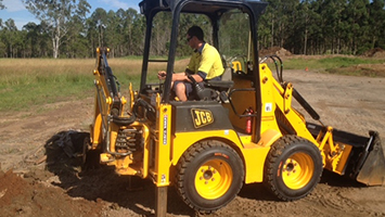 Backhoe Operator Training Sunshine Coast