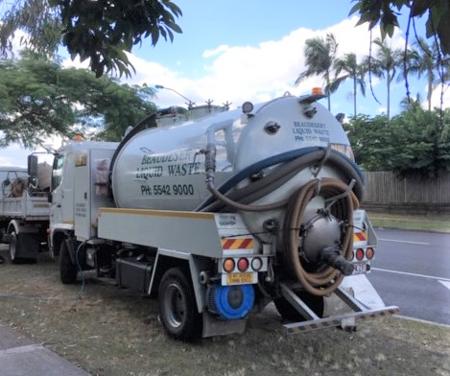 Liquid waste services