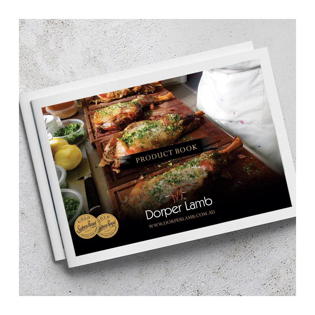 Dorper Lamb brochures