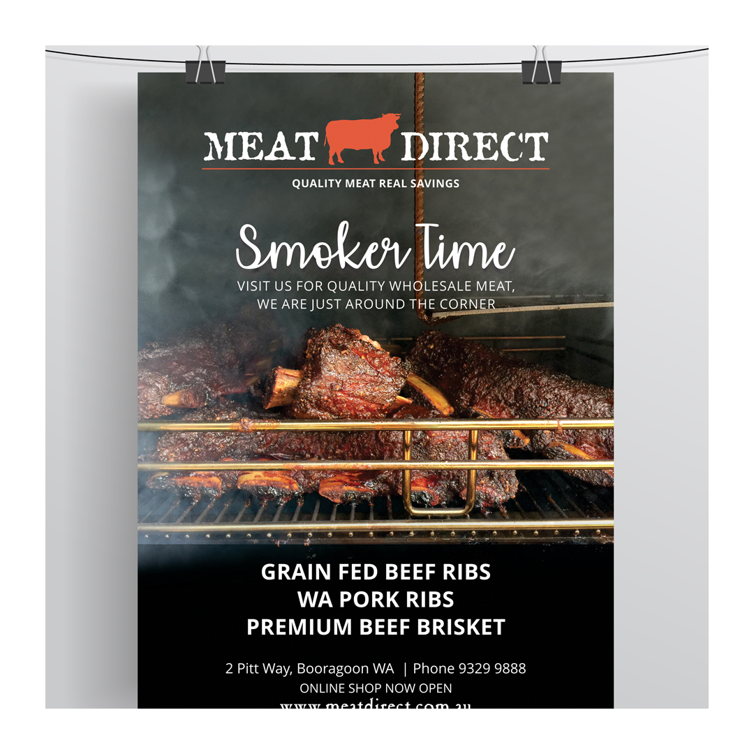 Meat Direct poster