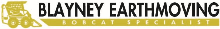 Blayney Earthmoving Logo