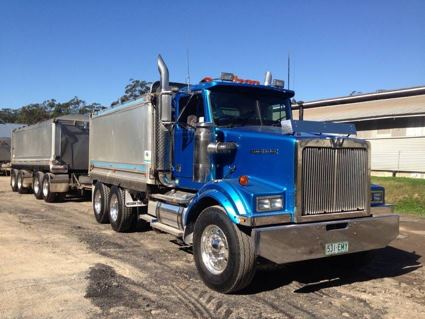 Boardman Sand And Gravel - Truck And Dog Hire 31 - Sunshine Coast