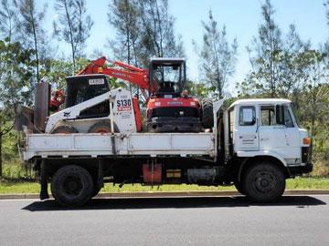 Bobcat-Truck-Combo-hire-5-tonne-combo