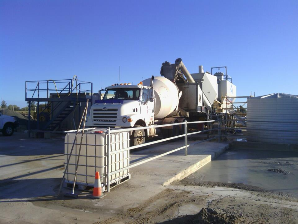 Concrete Services - Boodle's Concrete