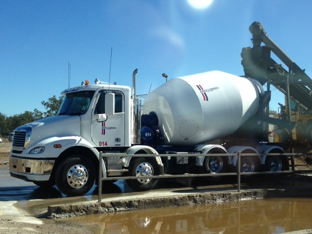 mobile concrete batching plant Brisbane