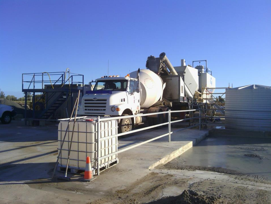 cement supply services
