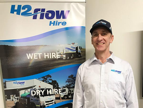Our new area manager of north brisbane and the sunshine coast