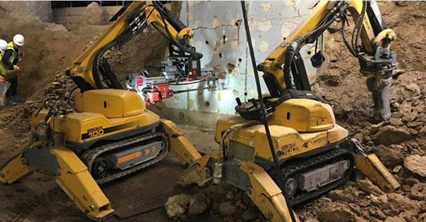 Brokk Robot Industry West