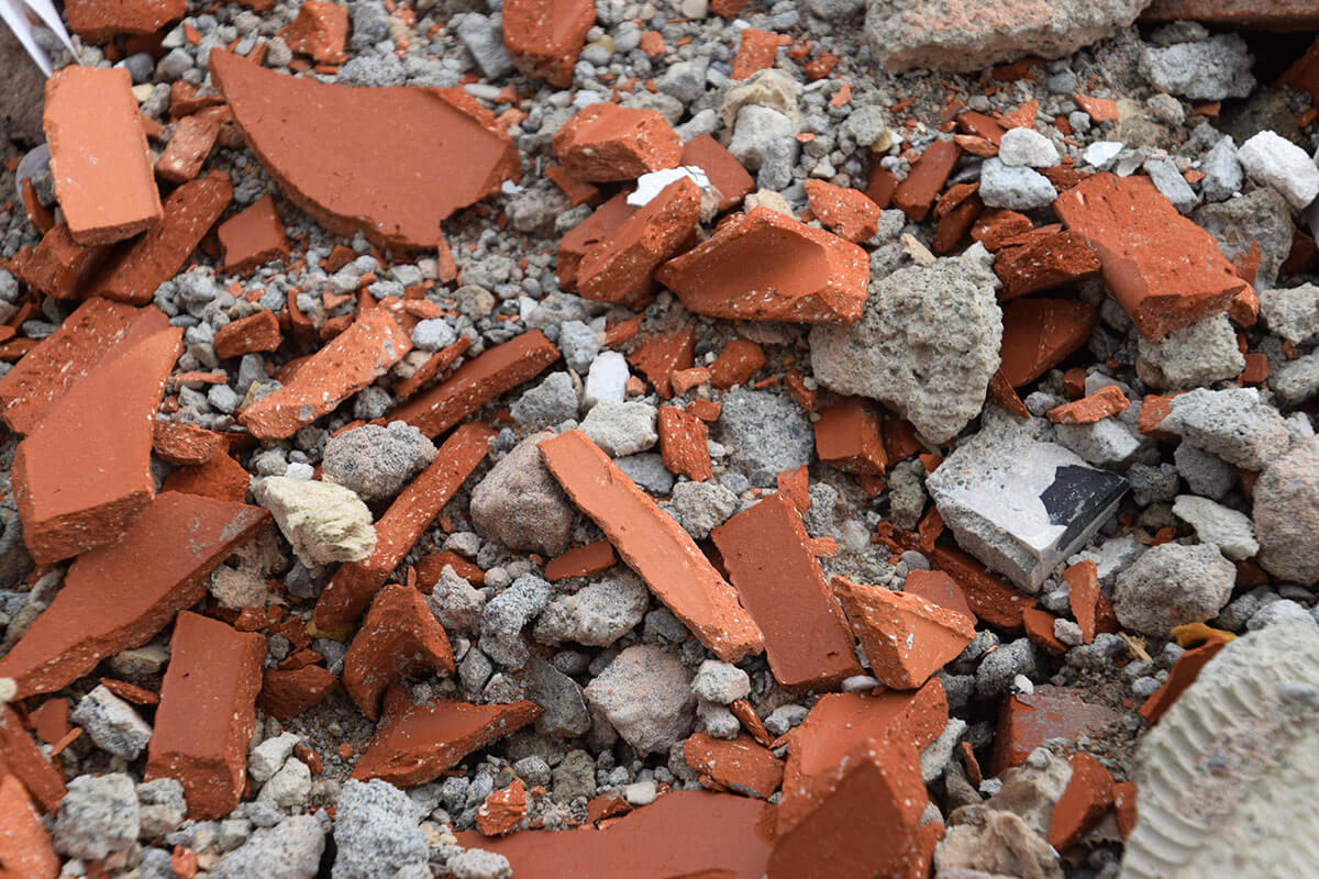 EWSQ construction waste disposal