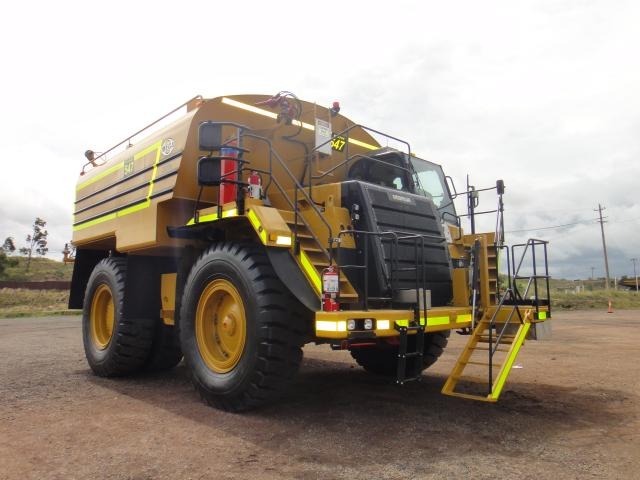 Burns Equipment Group watercart-hire