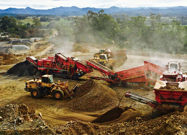 Byrne-Resources-Group-Pacifico-loader-crushers-screeners-overview
