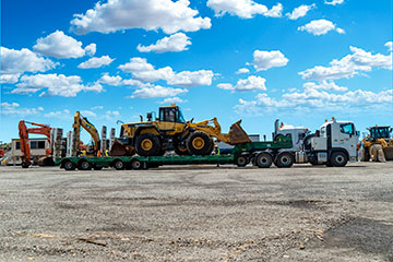 Byrne-Resources-Group-front-loader-transport-float