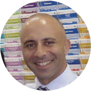Nicolas Nicolaou Pharmacy Owner Complete Care Pharmacy Wheeler Heights