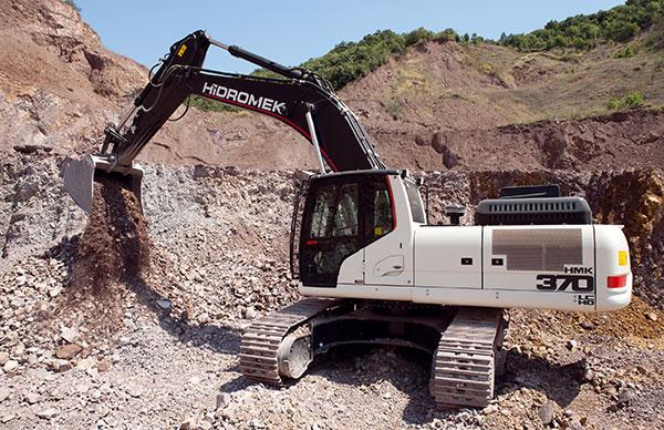 CEG Rentals Excavator Hidromek Newcastle