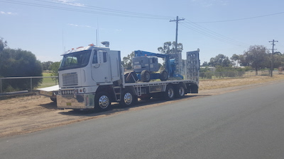 CID Services Road Truck for hire