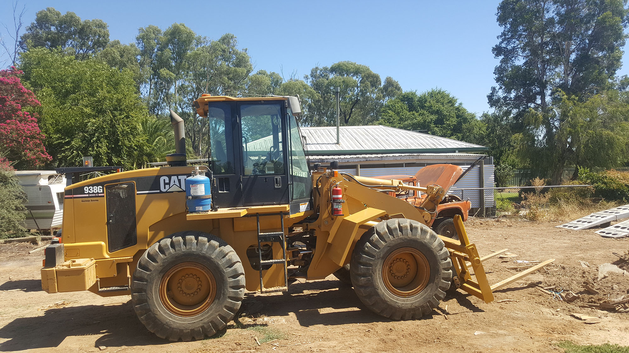 CID Services CAT Loader