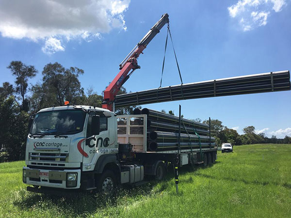 CNC-Cartage-Transport-Solutions-Extendable-Trailer-Crane-Truck-Hire-Service-Narangba-10
