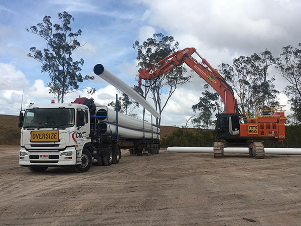 CNC-Cartage-Transport-Solutions-Semi-Trailer-Crane-Truck-Hire-Narangba-12