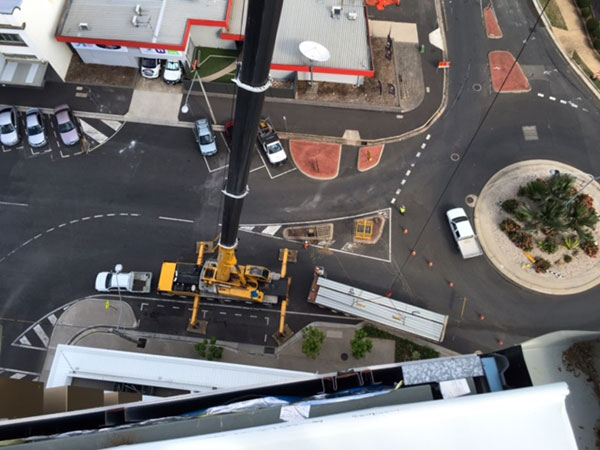 CQ-Crane-Hire-aerial-highrise-view