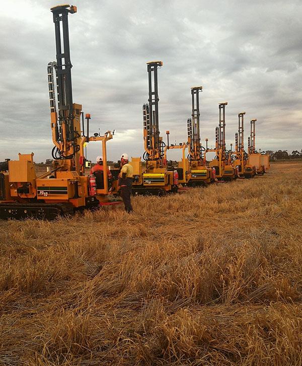 Cablenet-Industries-pile-driving-unit-machines-solar-farm-pile-driving