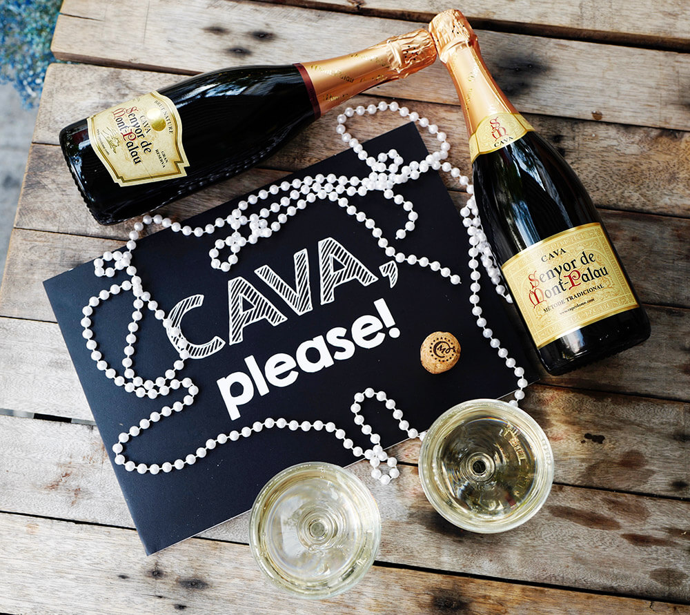We do not make huge margin on CAVA, Bar.Celona concept is to make bubbles affordable.