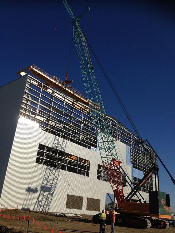 Structural installation