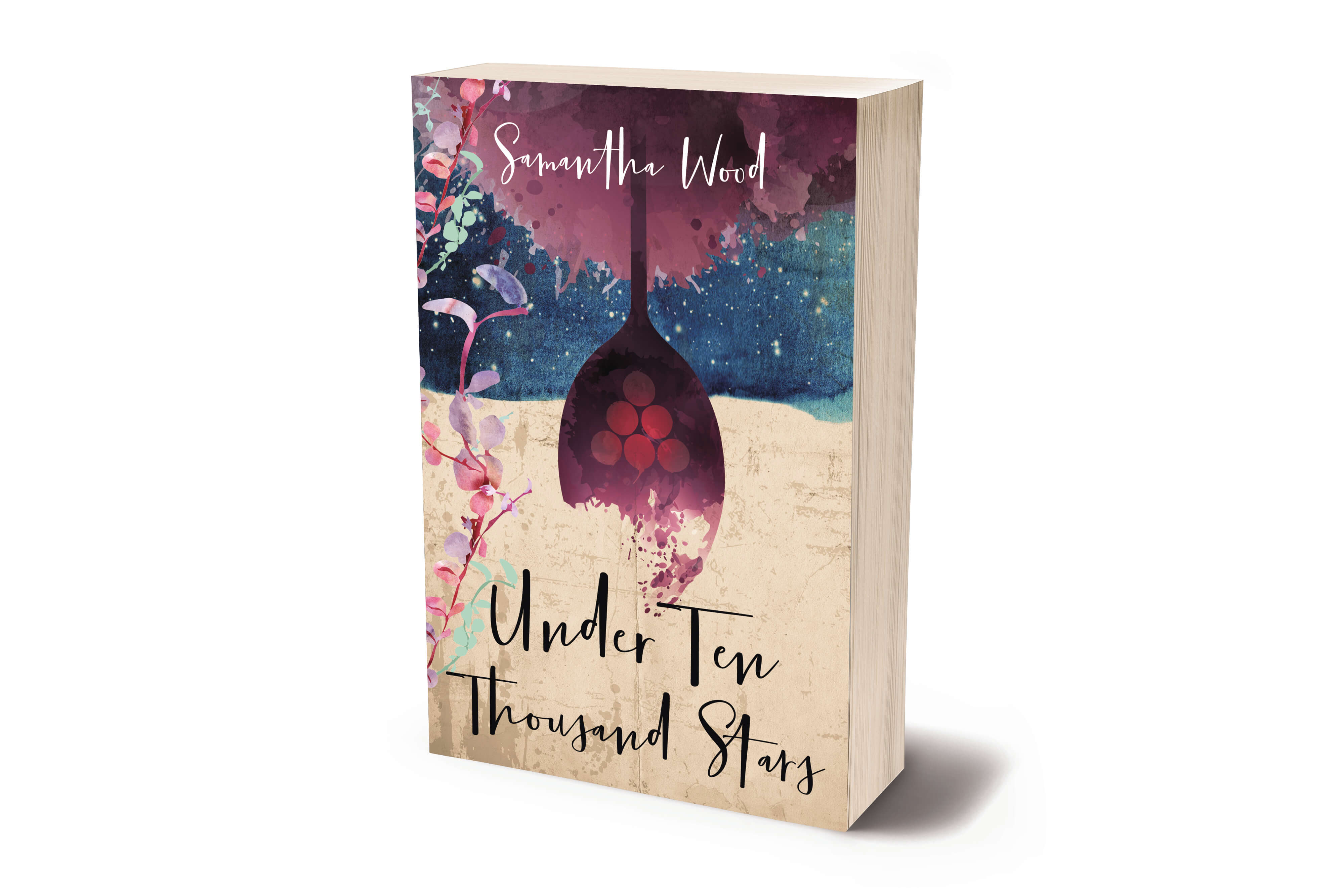 Under Ten Thousand Stars, a novel by Samantha Wood