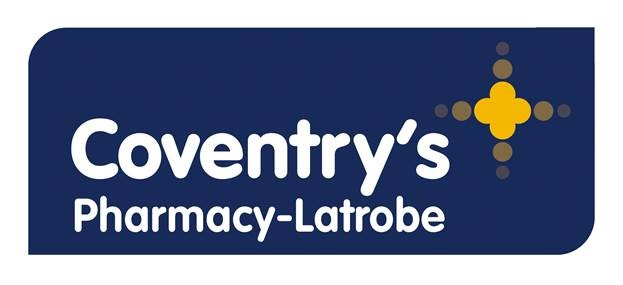 Coventrys Pharmacy Latrobe Medicines Chemist Medical Centre Physiotherapy Coventry's