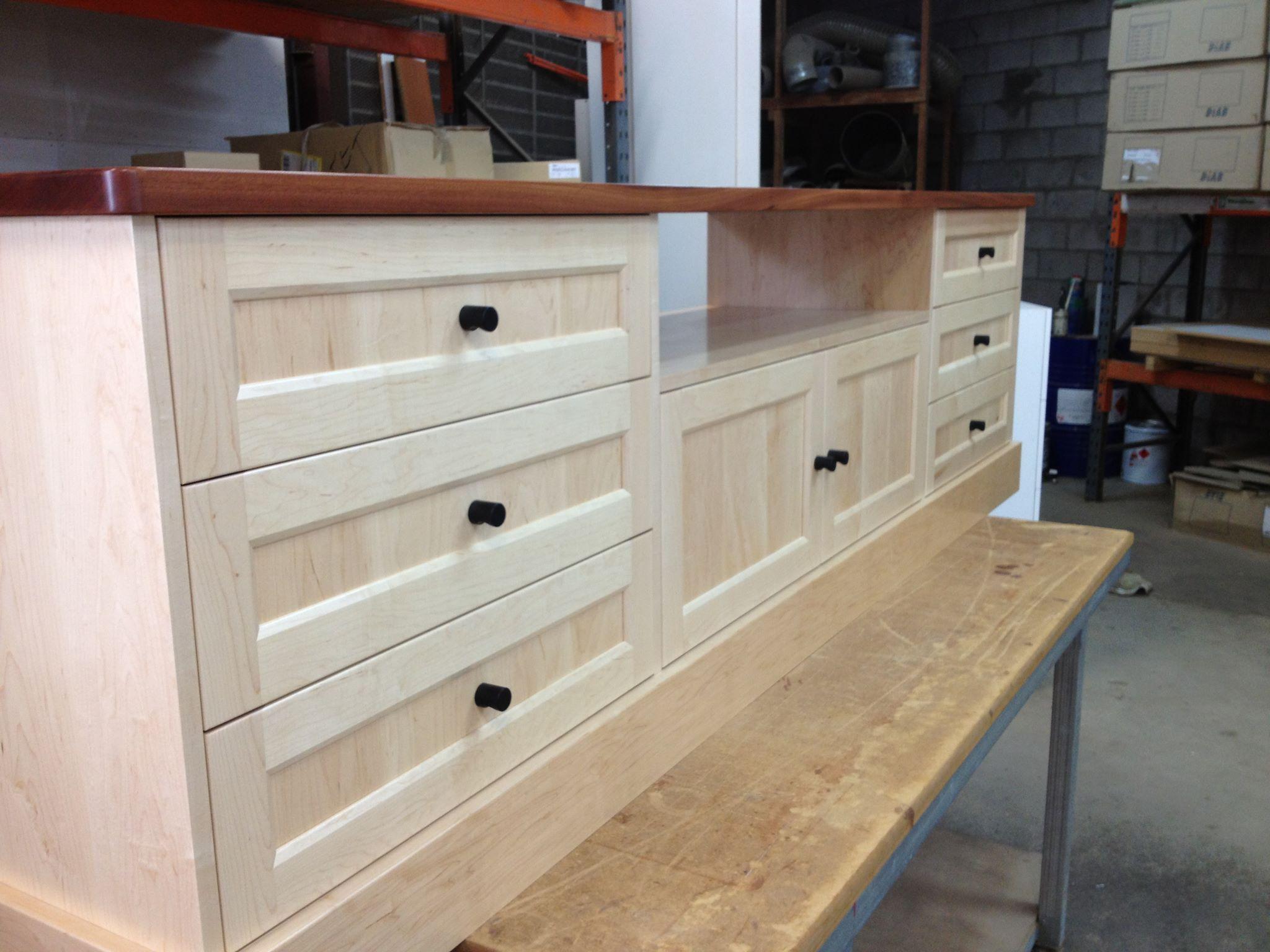 Custom Timber Draws Townsville