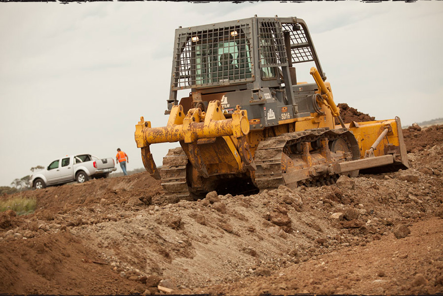 Dozer Hire | Proquip Rental & Sales