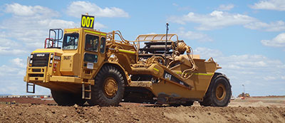 Equipment hire image