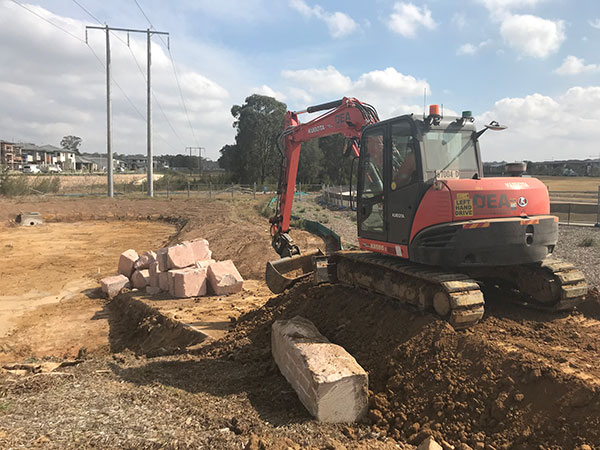 Detailed-Excavations-Australia-Mini-Excavator-Rock-Moving-Sydney