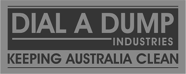 Dial a dump Logo