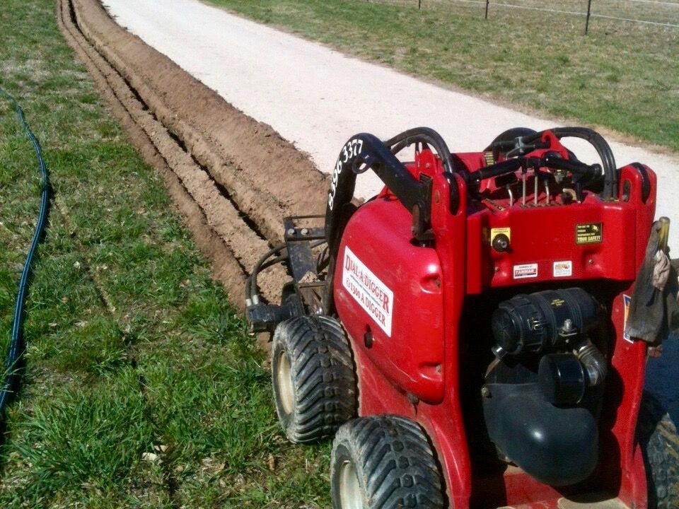Dial-A-Digger-excavation-trenching-skid-steer
