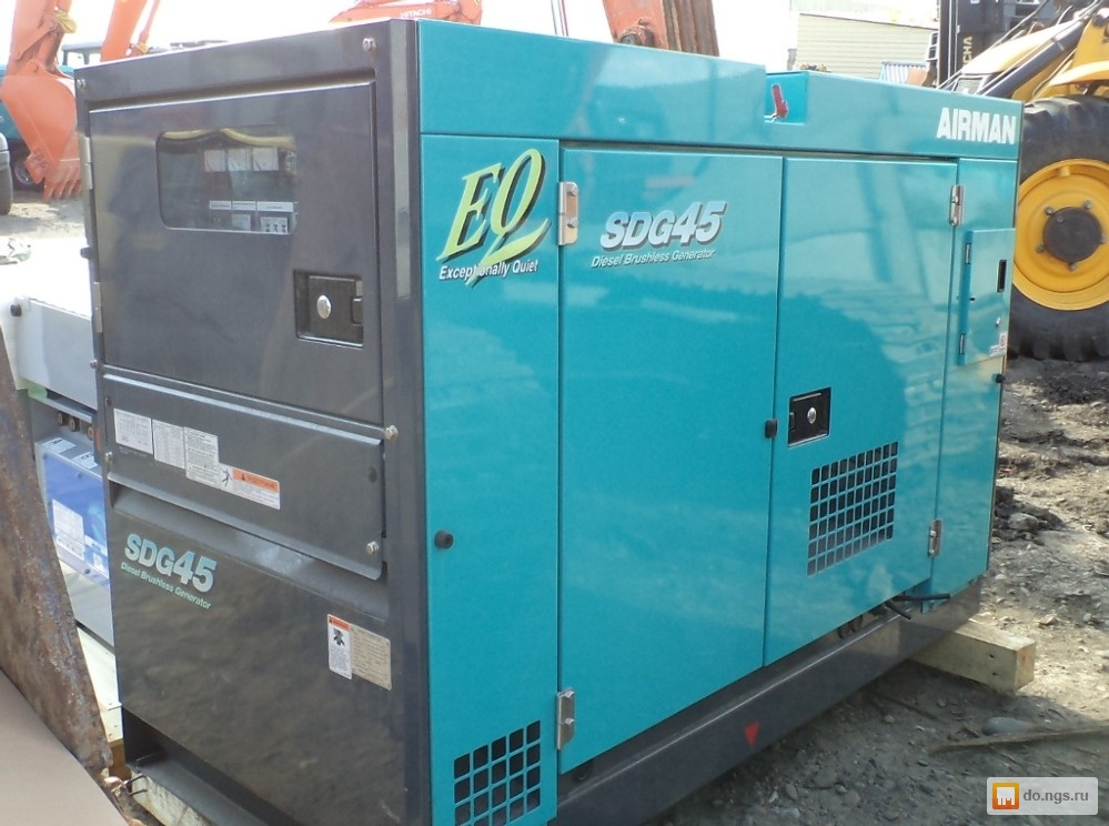 Diesel Generators for hire