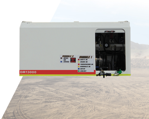 STG Global 13000L Diesel Modules for Sale