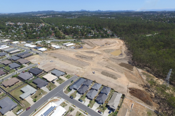Cunningham Rise Stages 9 & 10 Residential Estate (55 Lots)