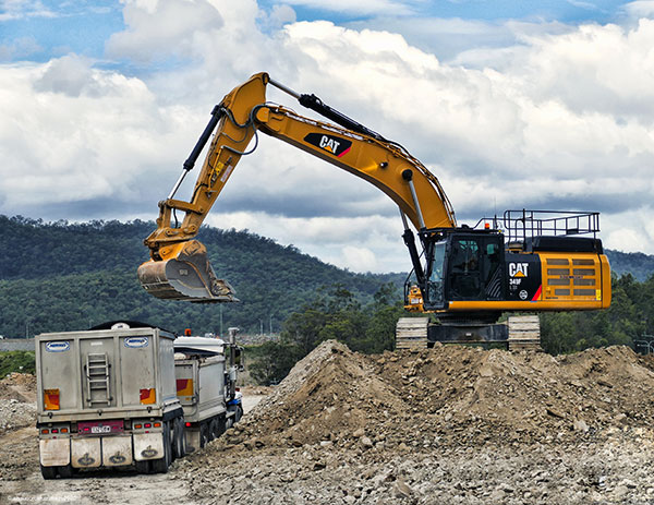 Excavator-Digwright