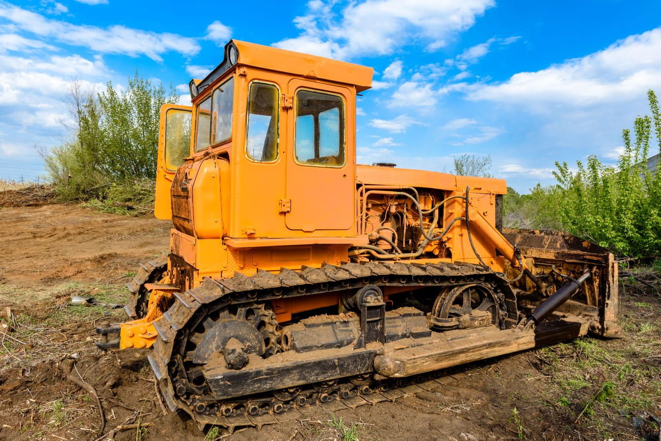 Plant and Equipment for Wet Hire