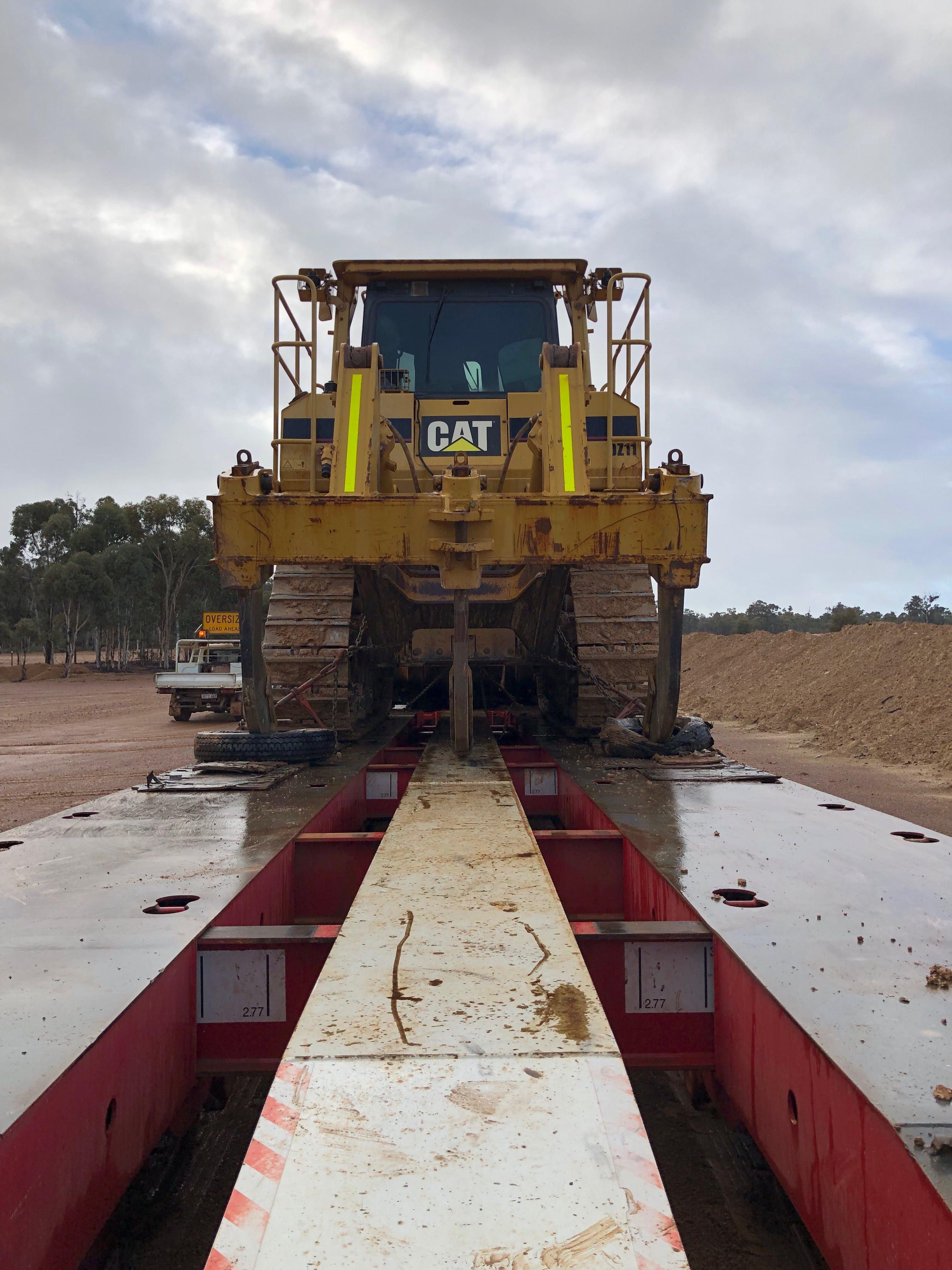 vernice-D9-dozer-hire-perth-western-australia